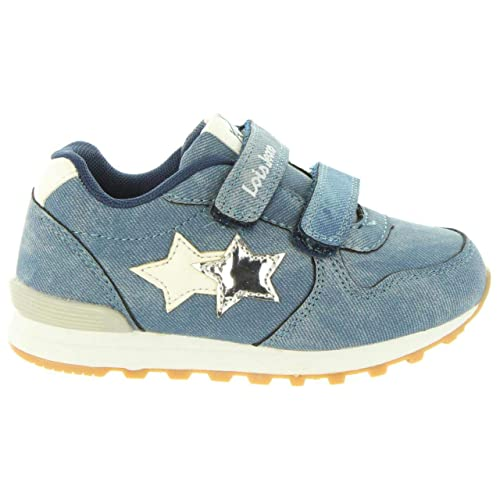 Zapatillas Deporte de Niña LOIS JEANS 46068 252 Jeans: Amazon.es: Zapatos y complementos