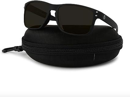 Optix 55 Polarized Travel Sunglasses for Men & Women