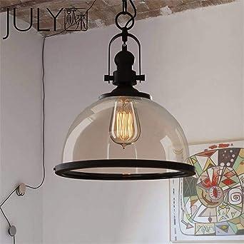 Lightoray Iluminación colgante de luces de techo LOFT ...