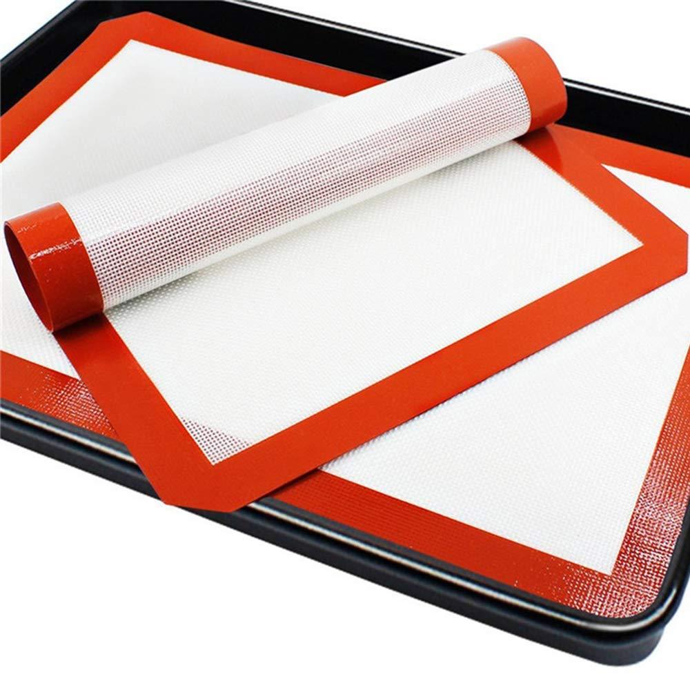 Rocita Professional Premium Grade Silicon Baking Mate antiadh/ésifs Silicona Liner para una de Horno y cacerolas de Operaciones 8.2/x 11.8/Pulgadas/ /Color Aleatorio