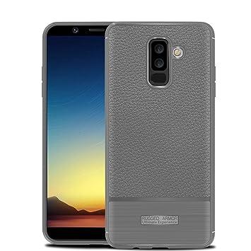 XunEda Funda Samsung Galaxy A6 Plus 2018 6.0
