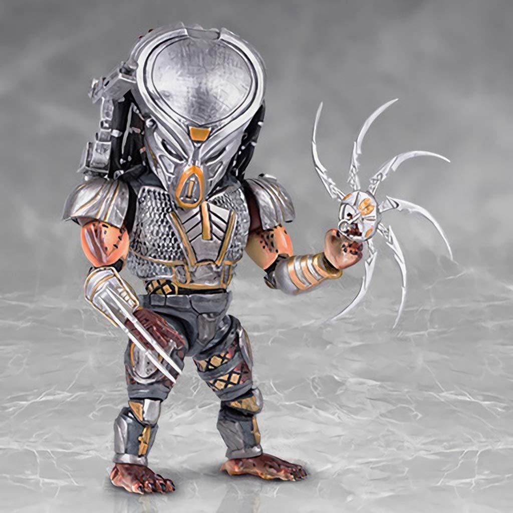XIAOPING Alien vs Protator Warrior Spielzeug Skulptur Movable Face Change Puppe Statue Hand Modell Hohe 18 cm Spielzeugstatue B07PYF4X3M Figuren Zubehör König der Quantität   Perfekte Verarbeitung