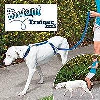 PhilMat Instant Trainer Hundeleine 30 Lbs Stopp Pulling Dog Walk