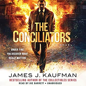 The Conciliators Audiobook