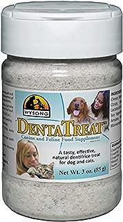 product image for Wysong Dentatreat Canine/Feline Food Supplement - 3 Oz. Bottle