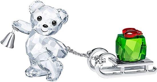 SWAROVSKI Kris Bear – Christmas 2019 Holiday D cor, Clear