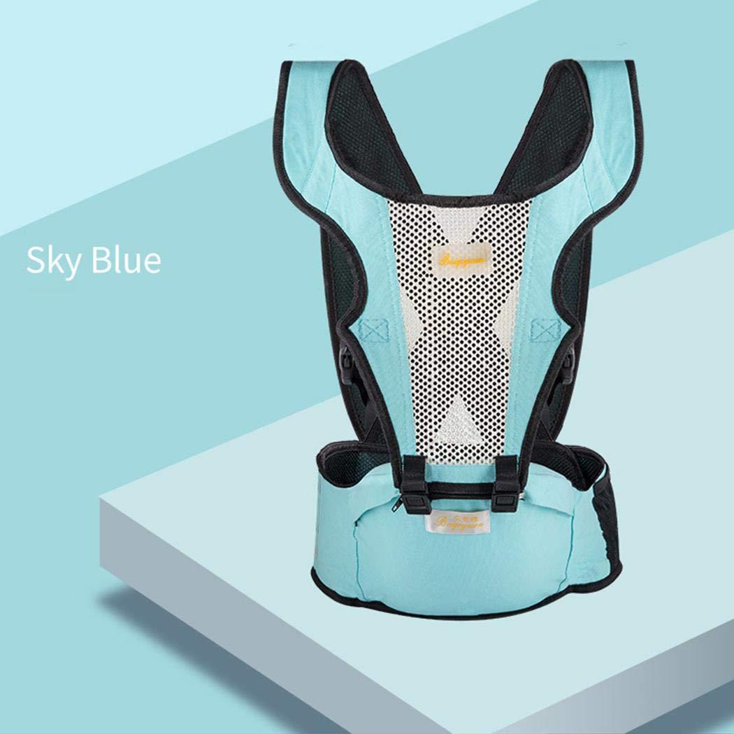 Acecoree Babytrage Taille Hocker atmungsaktiv Neugeborenen Sitz Baby Sling Hold G/ürtel Babytraget/ücher