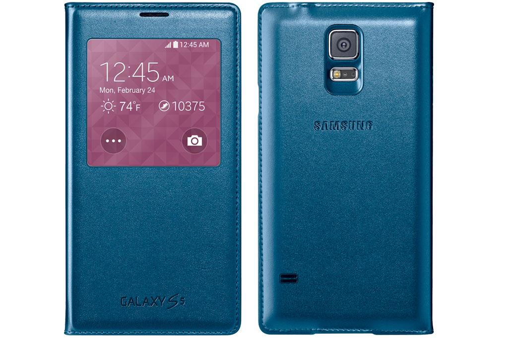 samsung galaxy s5 sview case