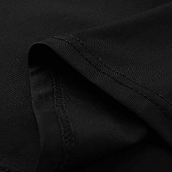 Camiseta de Manga Larga para Mujer con Hombros Descubiertos y Manga Larga, Color Negro, Otoño-Invierno, Túnica, Mujer, Color Negro, tamaño M: Amazon.es: Ropa y accesorios