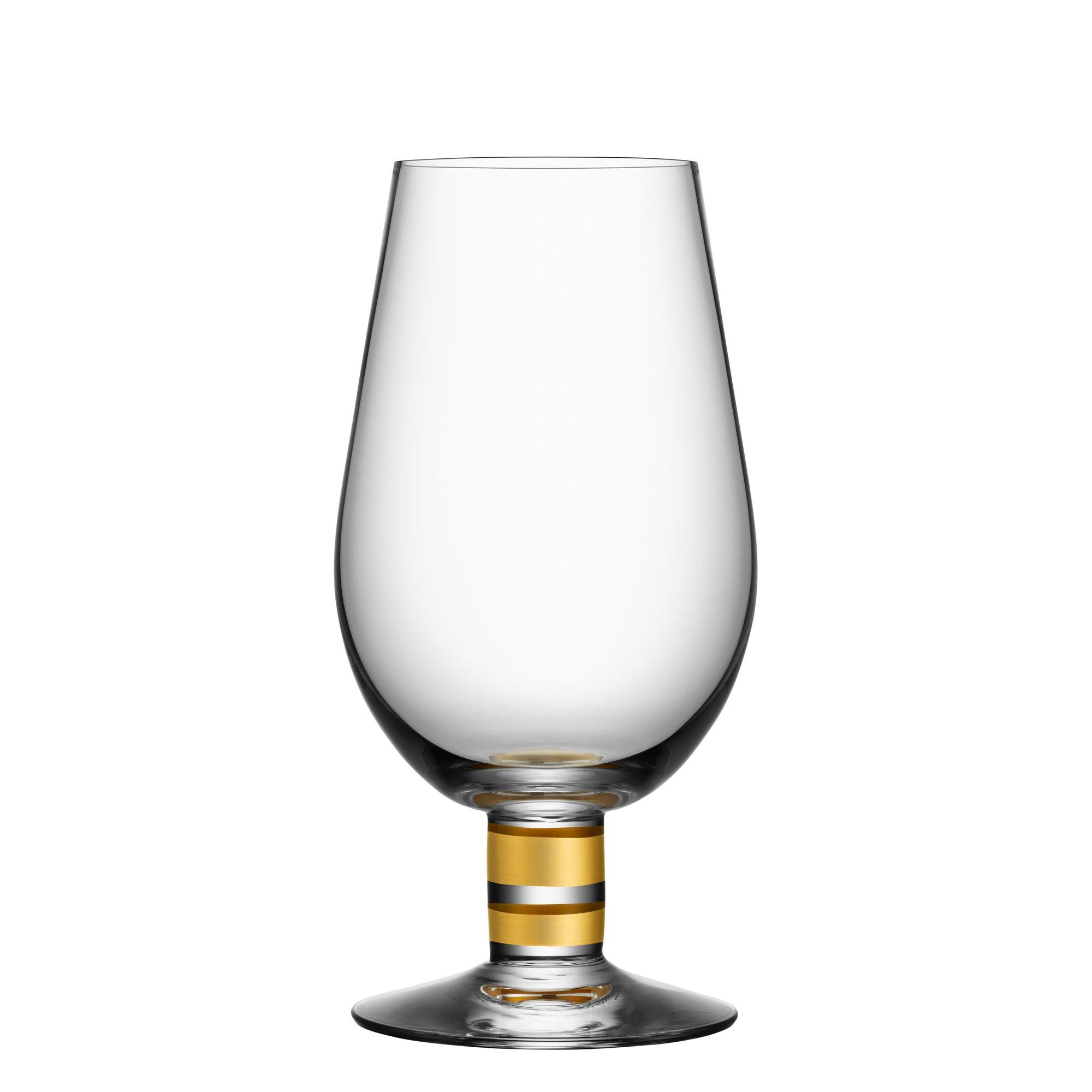 Orrefors 6200003 Morberg Beer Glass, 20.8 oz