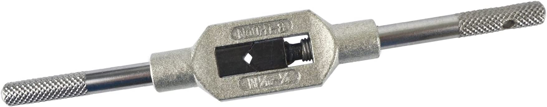 """M12 1//2/"""" Tap And Die Re-thread AT304 3//16/"""" Tap Wrench Fully Adjustable M4"""