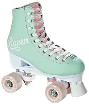 beste website billigsten Verkauf vollständig in den Spezifikationen Rollschuhe Roller Skates Raven Elle Mint/Pink (35(22,5cm ...