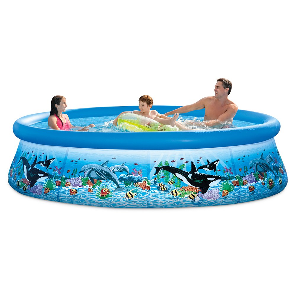 Above Ground Swimming Pools Amazon Com