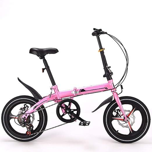 TXTC 6 Ciudad De Velocidad For Bicicleta, Bici Plegable Doble ...