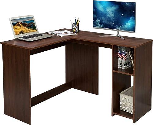 CozyCasa Computer Writing Desk