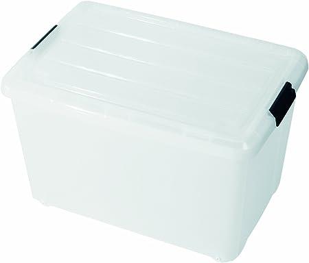 Caja de almacenamiento con ruedas, caja de almacenaje, caja con ...