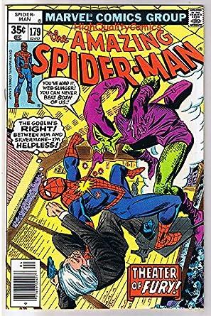 SPECTACULAR SPIDER-MAN  #179  NM