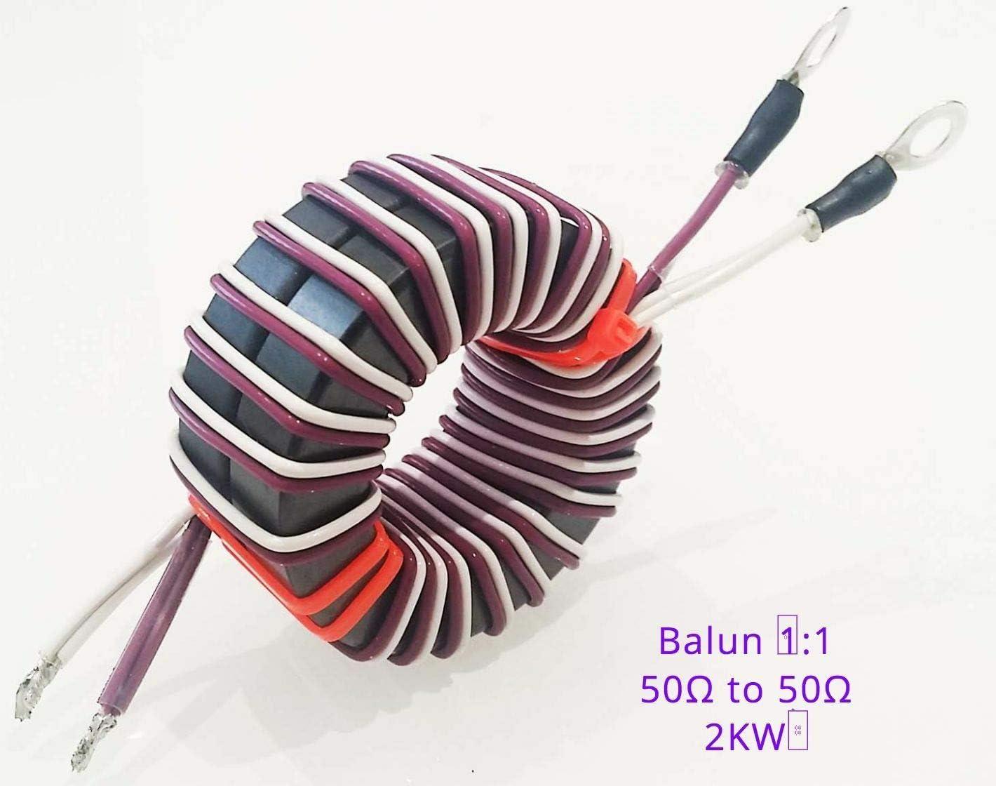 FT240-43  CORE TOROID CHOKE BALUN RING