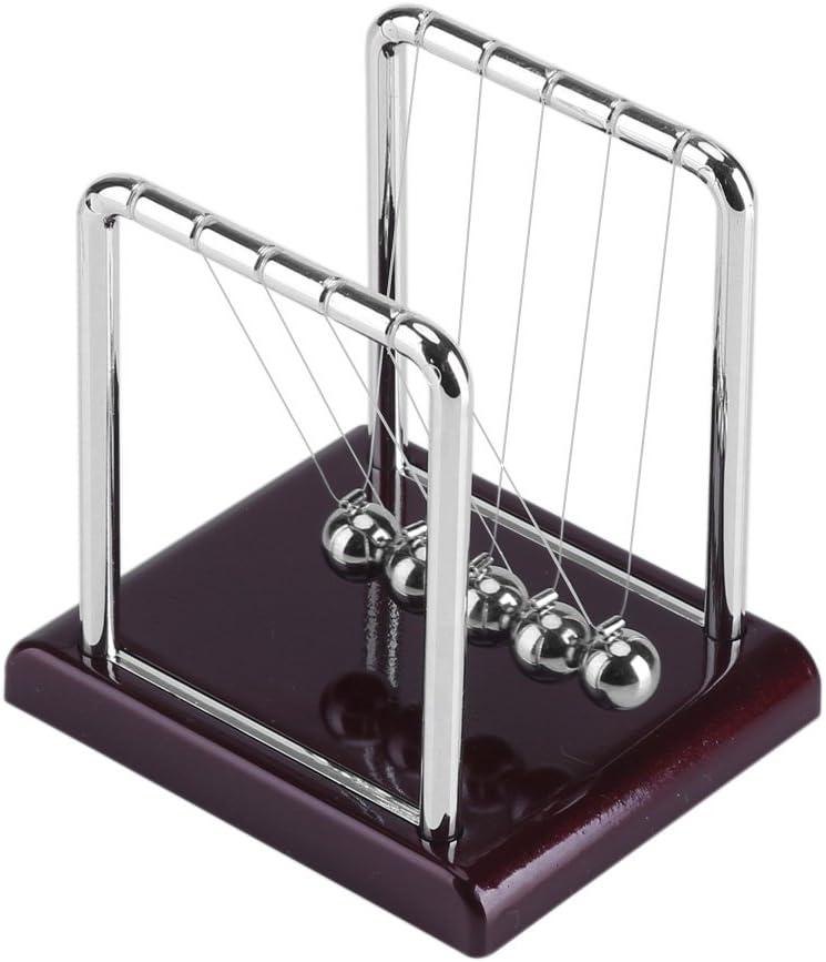 Zerodis Bola de Equilibrio Cradle de Newton, Juguete de Escritorio ...