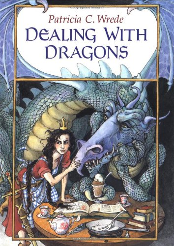 Amazon.com: Dealing with Dragons: The Enchanted Forest Chronicles, Book One  (9780152229009): Wrede, Patricia C.: Books