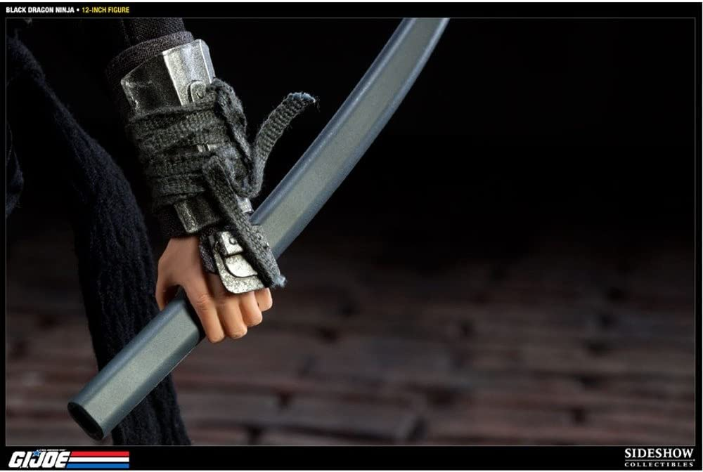 GI Joe Cobra Black Dragon Ninja 12