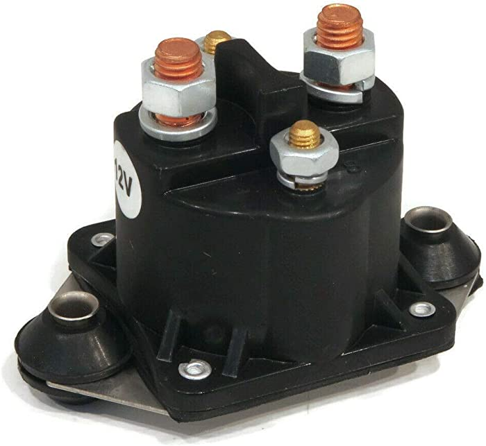 The ROP Shop | Ignition Solenoid for Mercury 200 HP 1B226999, 1B504989 Outboard Boat Engines