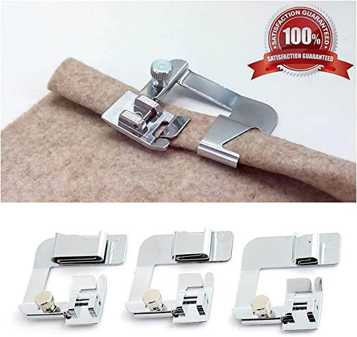 Prokth® 3 tamaños de pie de cáñamo para máquina de coser ...