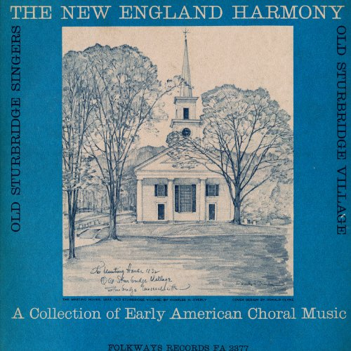 Early American Choral Music - New England Harmony: A Collection of Early American Choral Music