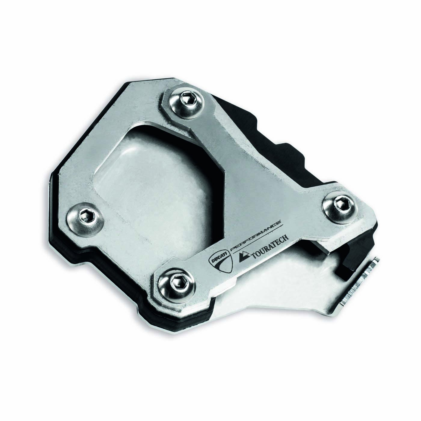 Multistrada 1200 Enduro Side Stand Support Plate by Touratech