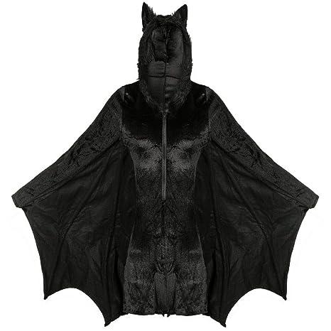 Moscg Halloween Juegos De rol Femenino Traje De Batman Juego ...