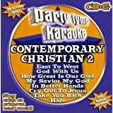 Party Tyme Karaoke - Contemporary Christian 2 (8+8-song CD+G)