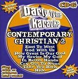 Party Tyme Karaoke - Contemporary Christian 2 (8+8-song CD+G)