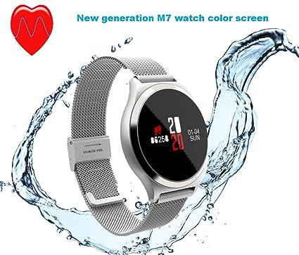 Smartwatch con pantalla táctil de Tkstar, con Bluetooth 4.0 para ...