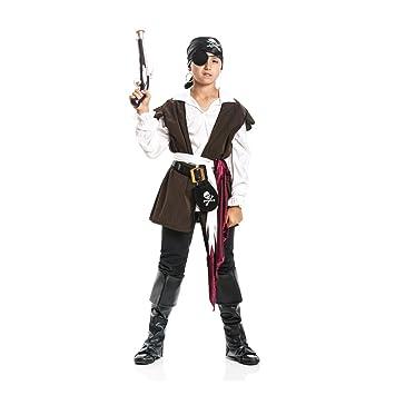 Kostumplanet Piraten Kostum Kinder Pirat Jungen Mit Stiefel Stulpen