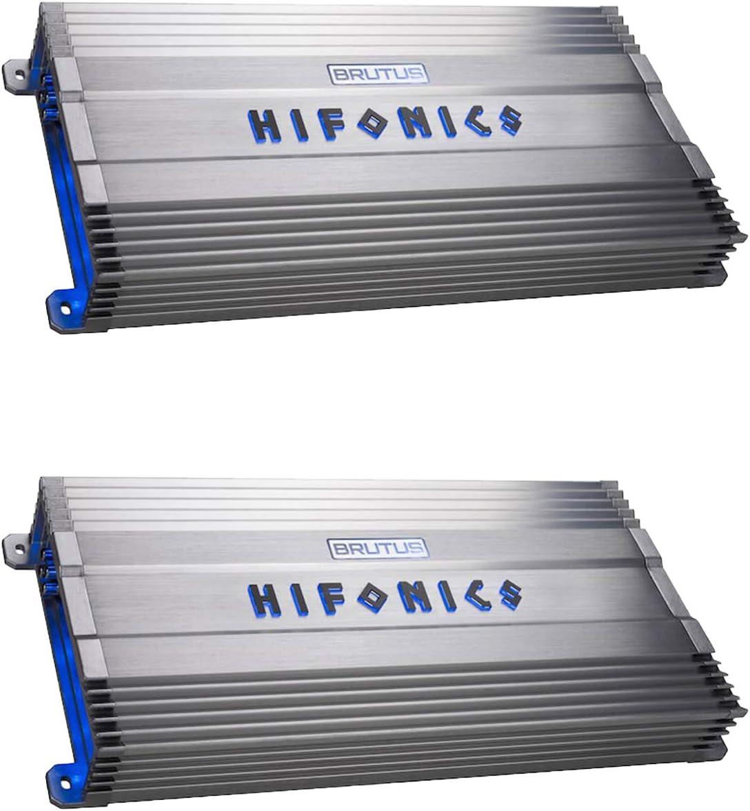 Car Audio Electronics Hifonics BG-1600.4 Brutus Gamma 4 Channel ...