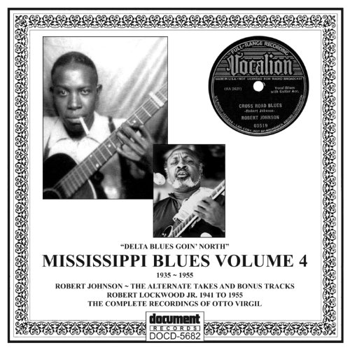 Mississippi Blues Vol. 4