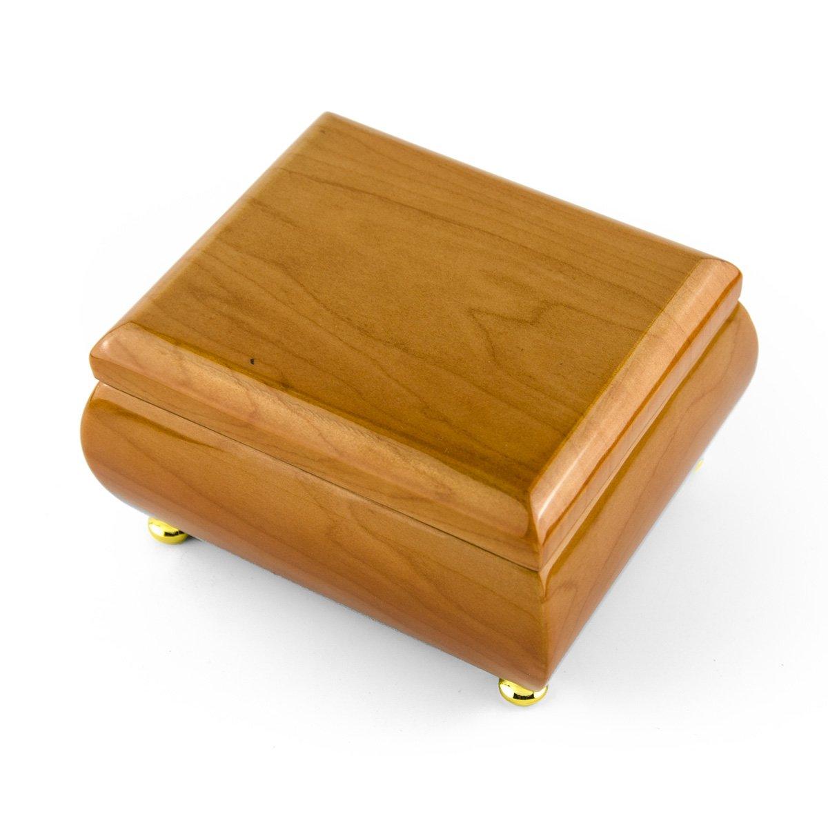 【おまけ付】 ゴージャスな18 Note Hi Gloss Natural Light Belong Wood ToneモダンMusicalジュエリーボックス 406. to 377. The Closer I Get to You - SWISS (+$40) MBA-MB04-LTWD-18NOTE B07BL3QYM9 406. Up Where We Belong 406. Up Where We Belong, ムレチョウ:ecd72e16 --- ciadaterra.com