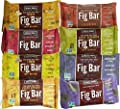 Nature's Bakery Whole Wheat Fig Bars 8-Flavor Variety Pack, All Natural Snack Food by Nature's Bakery