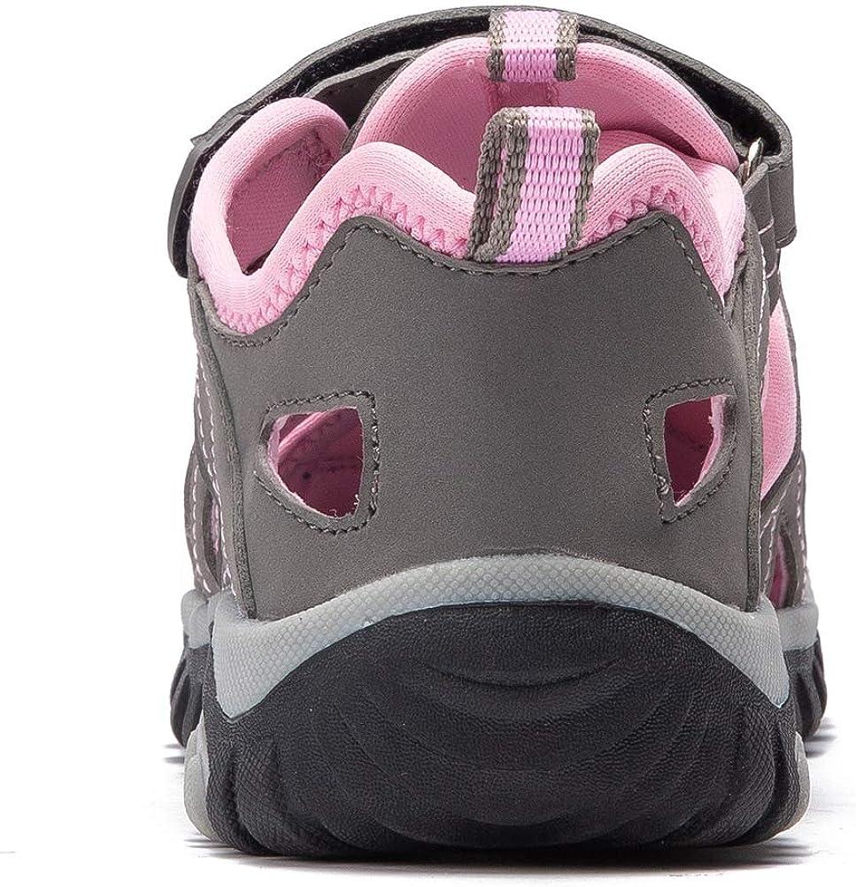 UBFEN Sandalias para Ni/ños Ni/ñas Adolescentes Sandalias Deportivas Zapatillas Polideportivas al Aire Libre para Trekking Casuales Zapatos Verano