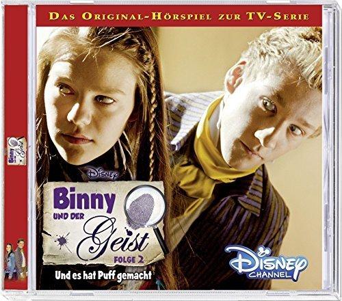 Price comparison product image Disney - Binny und der Geist 2 - Und es hat Puff gemacht by Unknown (0100-01-01