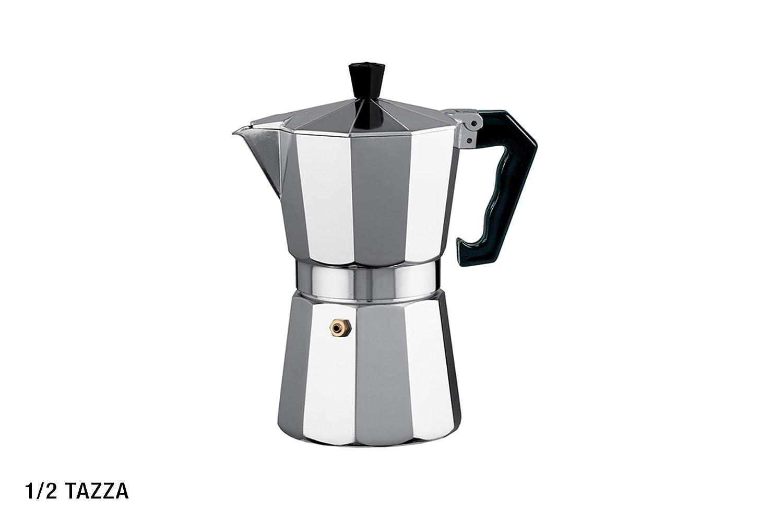 Kaffeekanne mokarita Aluminium 1/2TZ Moka Expresso