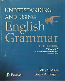 Amazon Com Understanding And Using English Grammar Volume B With