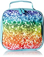 The Children's Place Girls' Photo-Real Glitter Lunchbox