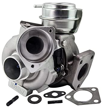 maXpeedingrods GT1749V Turbo Turbocharger for 750431 320d E46 110kw 150hp E83 320 E83 E83N 2.0L: Amazon.es: Coche y moto