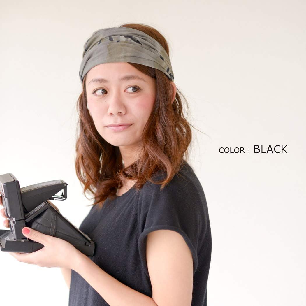Casualbox Donna Fascia Per Capelli Bandana Fascia Mano Tinto Giapponese Capelli