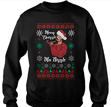 Fan Print Designs Merry Chrizzle Snoop Dogg Inspired Funny Ugly