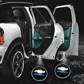 2 x 5ª generación para puerta de coche sombra proyector láser Logo ...