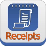 Receipts Manager for Kindle Fire