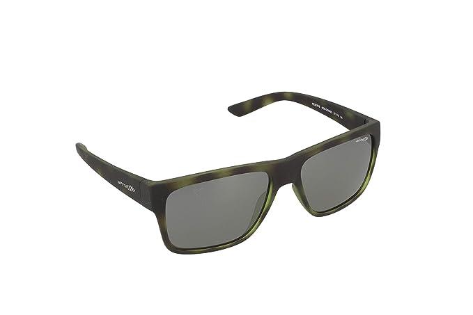 Arnette Reserve, Gafas de Sol para Hombre, Matte Brown, 57