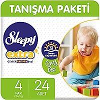 Sleepy Extra Günlük Aktivite Bezi 4 Numara Maxi